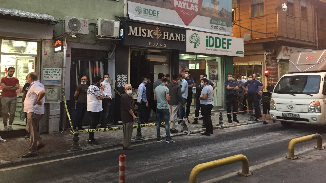 İstanbul'da iş yerinde patlama: 2 yaralı