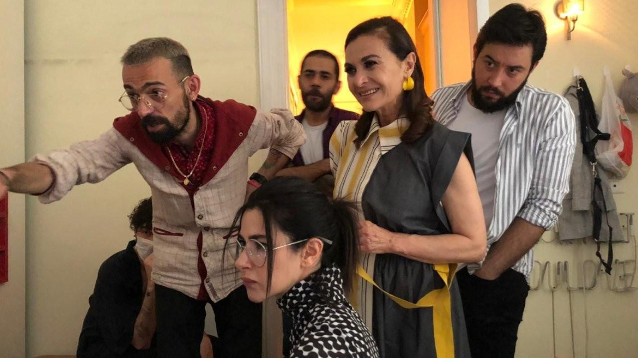 Fehmi Öztürk, 'Bir Annenin Sonatı'yla Altın Portakal'da