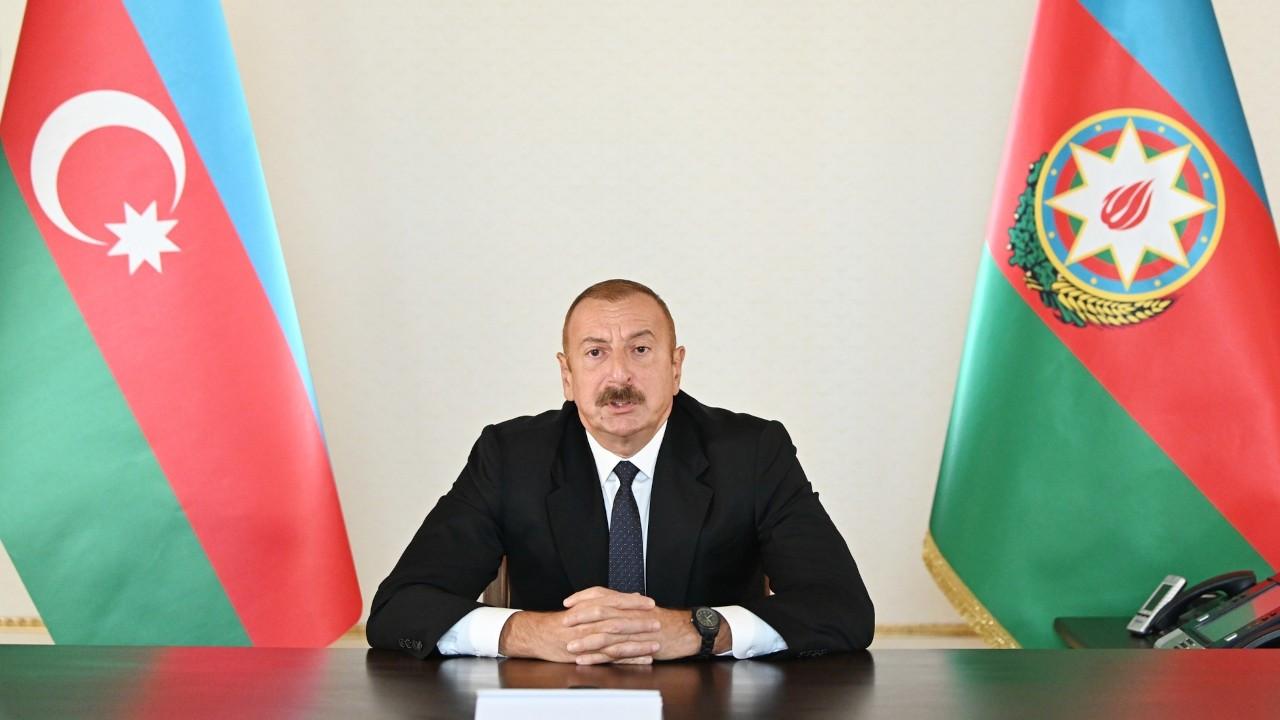 İlham Aliyev: Biz müzakerelere bağlıyız