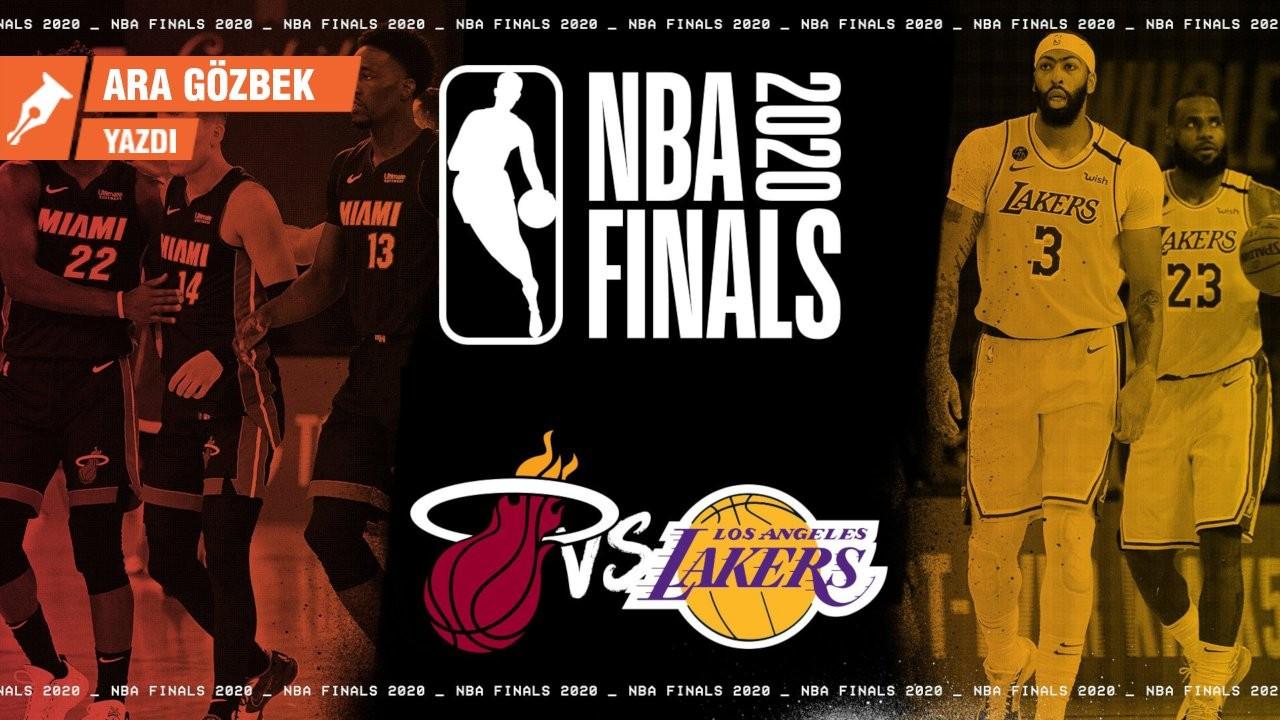 Geç kalmış bir NBA Finali hikayesi: Lakers-Heat