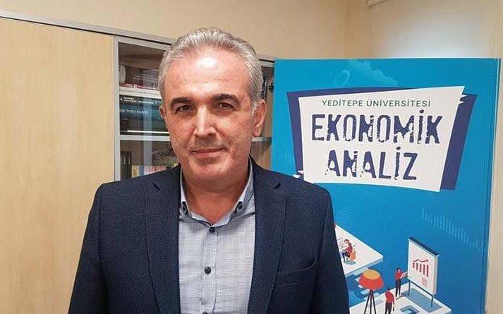 Yeditepe Üniversitesi Öğretim Üyesi ve Ekonomist Prof. Dr. Veysel Ulusoy,
