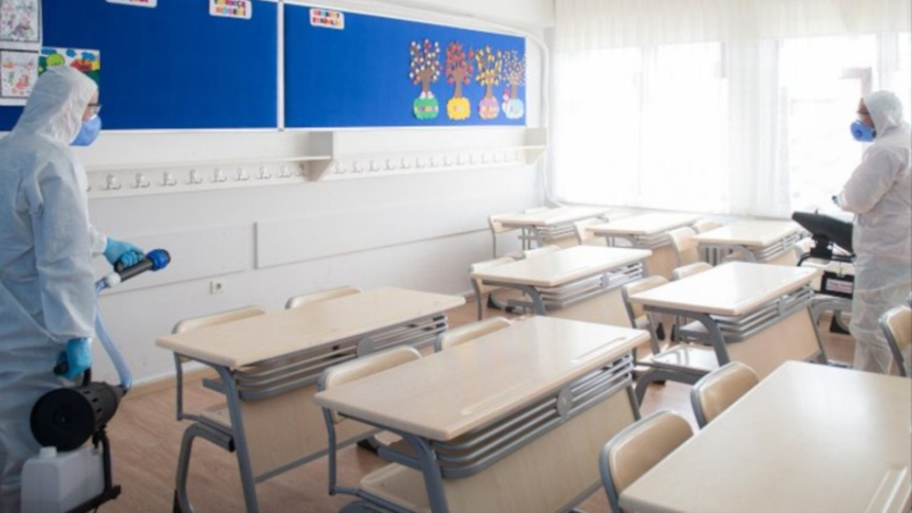 Mersin'de bir sınıf karantinaya alındı