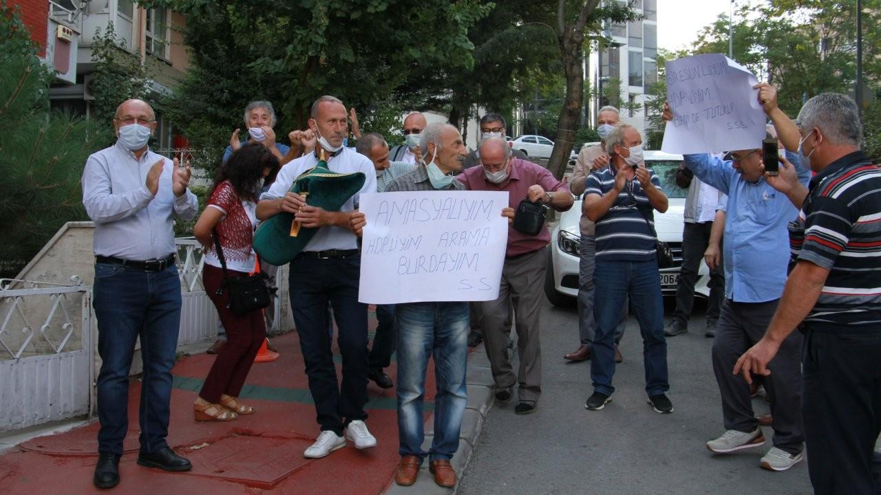 HDP'ye ziyaret: Karadenizliyiz...