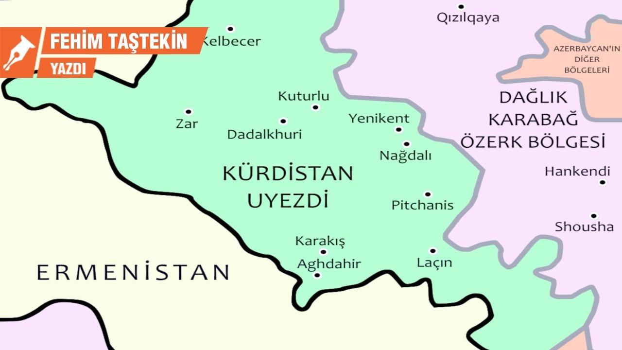 'Kızıl Kürdistan'da Türk-Ermeni savaşı!
