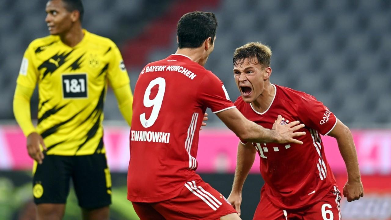 Almanya Süper Kupası'nı Bayern Münih kazandı