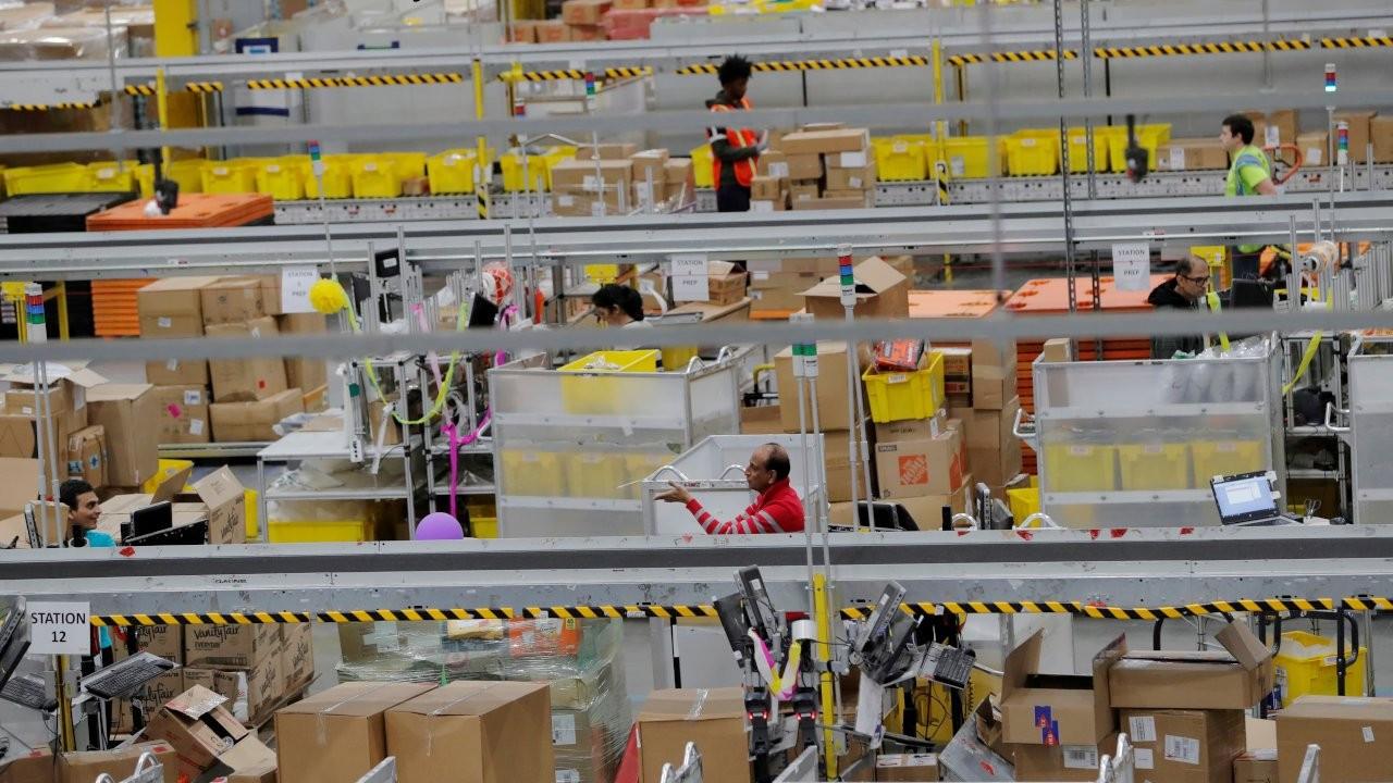 Amazon açıkladı: 20 bin çalışan koronaya yakalandı