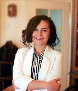 Ankara Barosu başkan adayı Duygu Çeribaşı