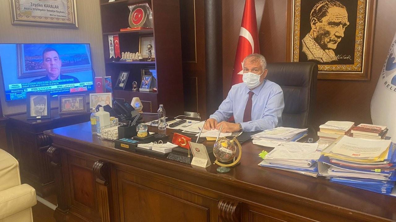Adana Büyükşehir Belediyesi'ne uygulanan haciz kararı kaldırıldı