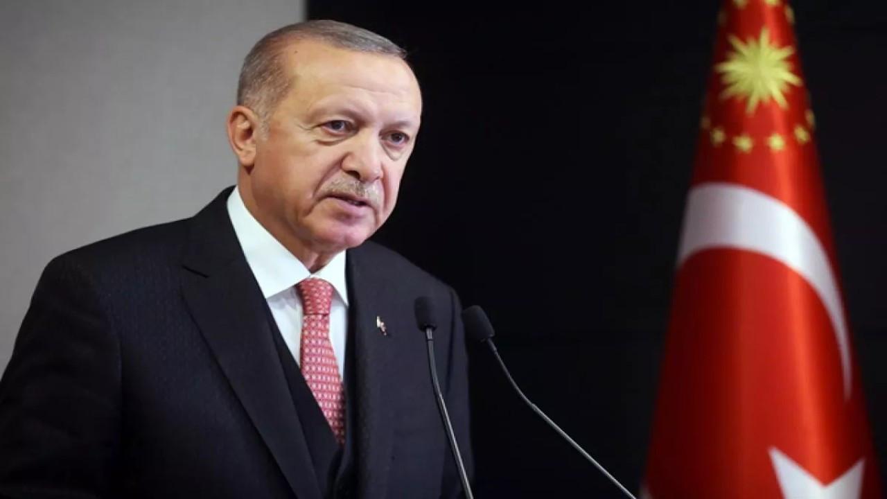 Erdoğan: Bu ülkenin Cumhurbaşkanı olarak herkesi kucaklamanın görevimiz olduğunu biliyoruz.