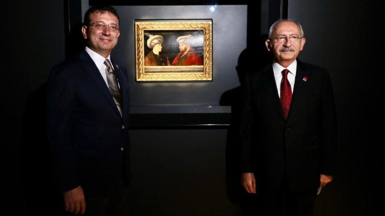 Fatih Sultan Mehmet, Kılıçdaroğlu'na gösterildi