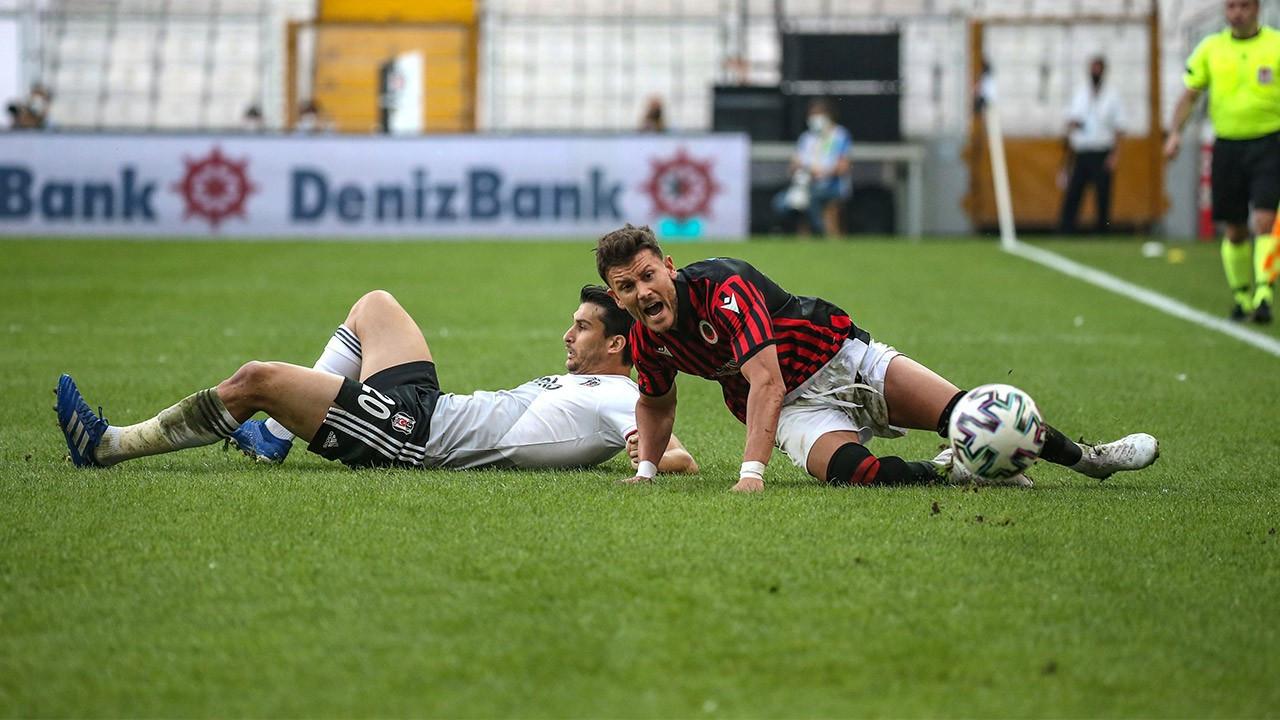 Gençlerbirliği Beşiktaş'tan 3 puanla dönüyor