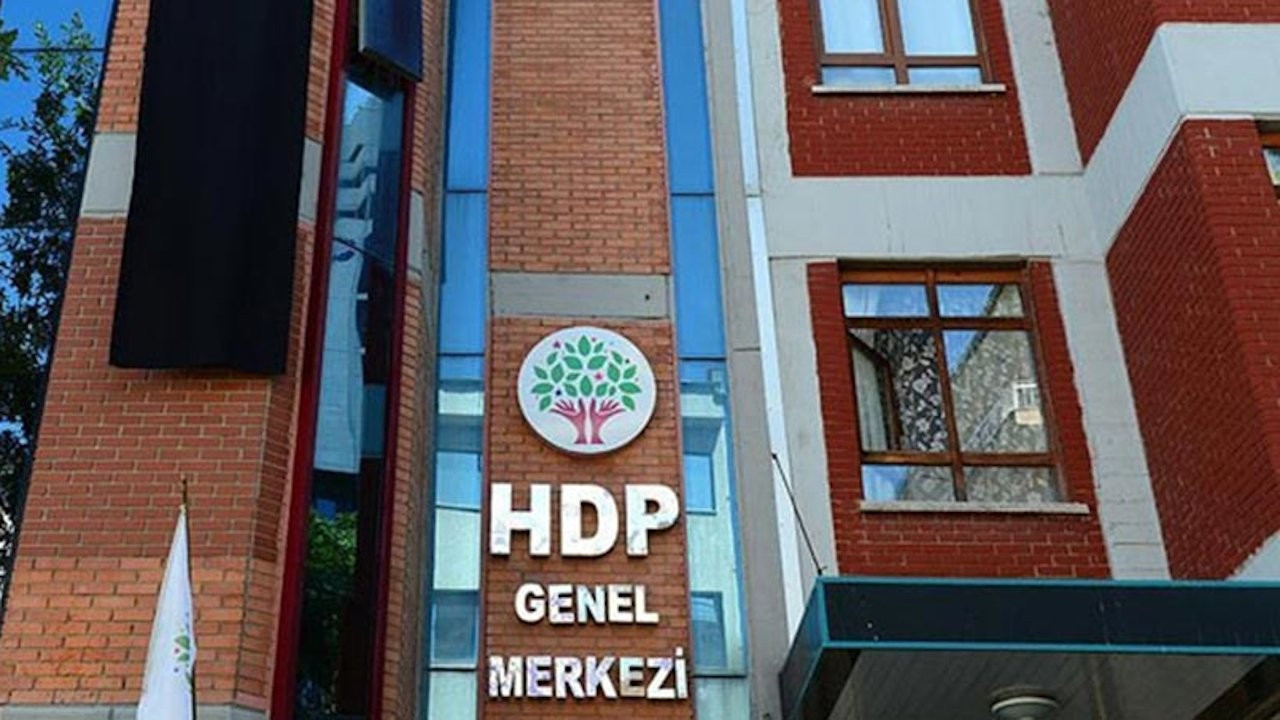 İsmail Saymaz: HDP bu kez kapatılabilir