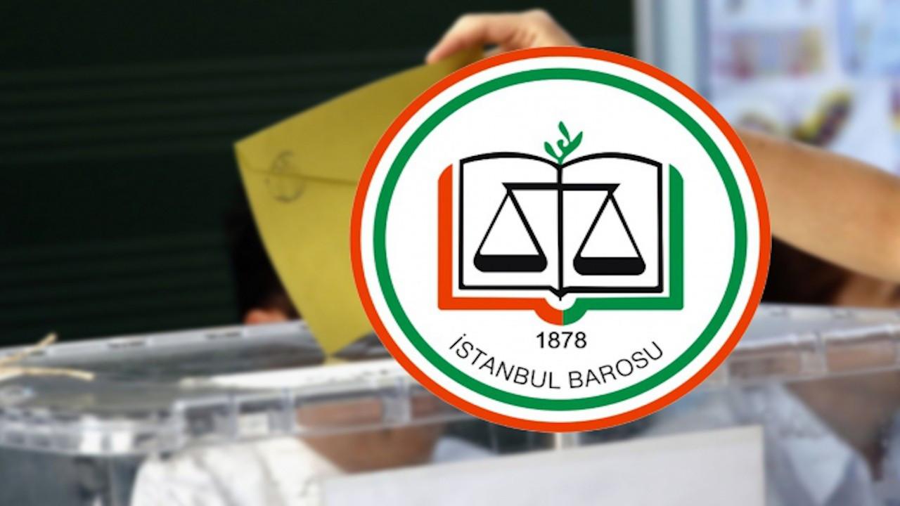 İstanbul Barosu avukatları: Haliç'te olacağız