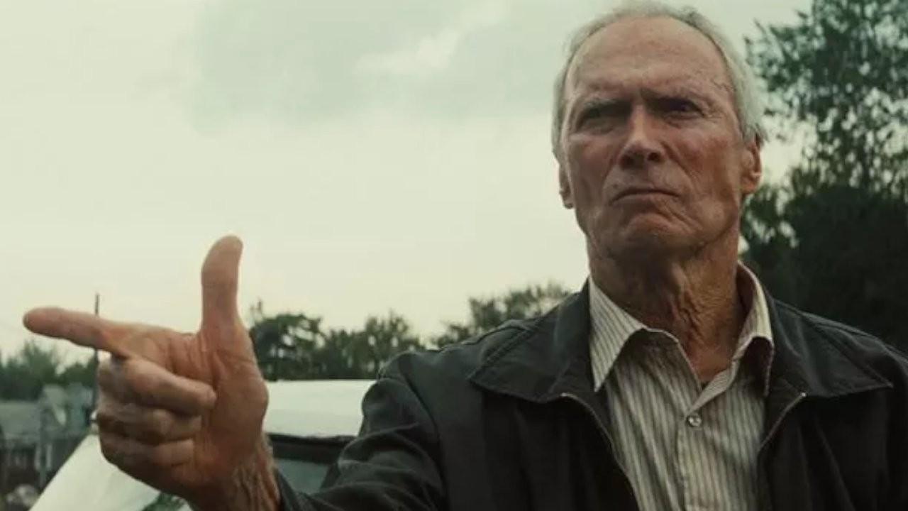 91 yaşındaki Clint Eastwood setleri bırakmıyor: İşim henüz bitmedi