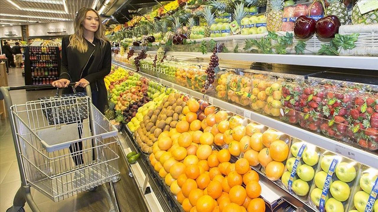 Enflasyon sepetindeki 418 üründen 314'ü zamlandı