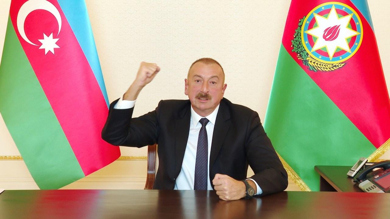Aliyev: Karabağ'da çözüme Türkiye de dahil olmalı