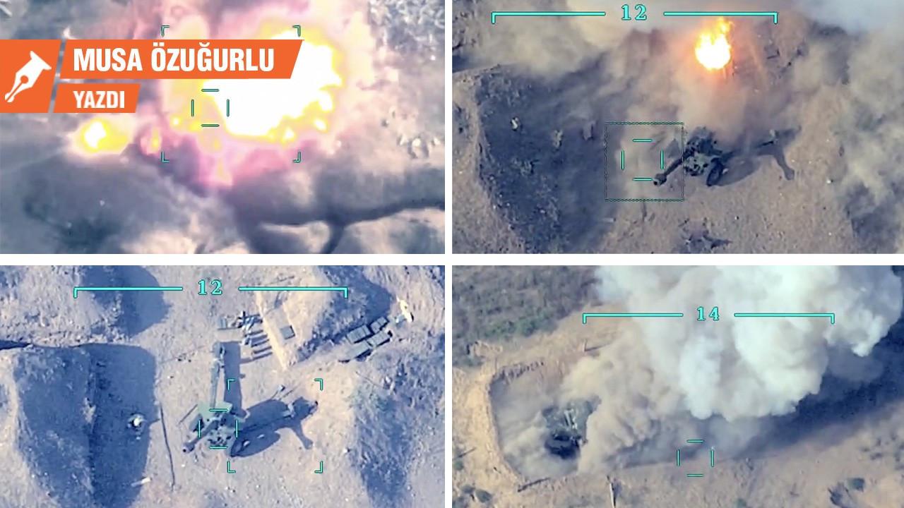 Karabağ Savaşı - Suriye'nin değişen tavrı