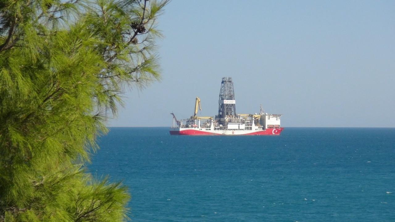 Yavuz sondaj gemisi de limana döndü