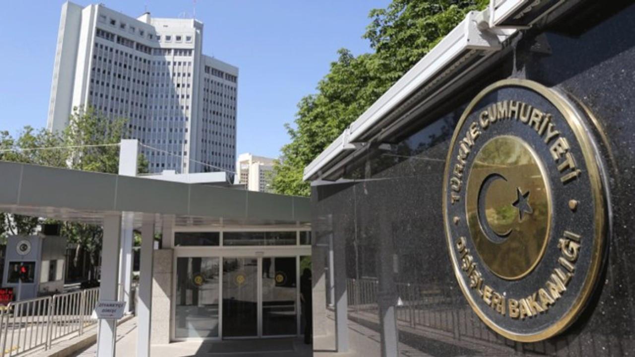 İtalya'nın Ankara Büyükelçisi, Dışişleri Bakanlığı'na çağrıldı