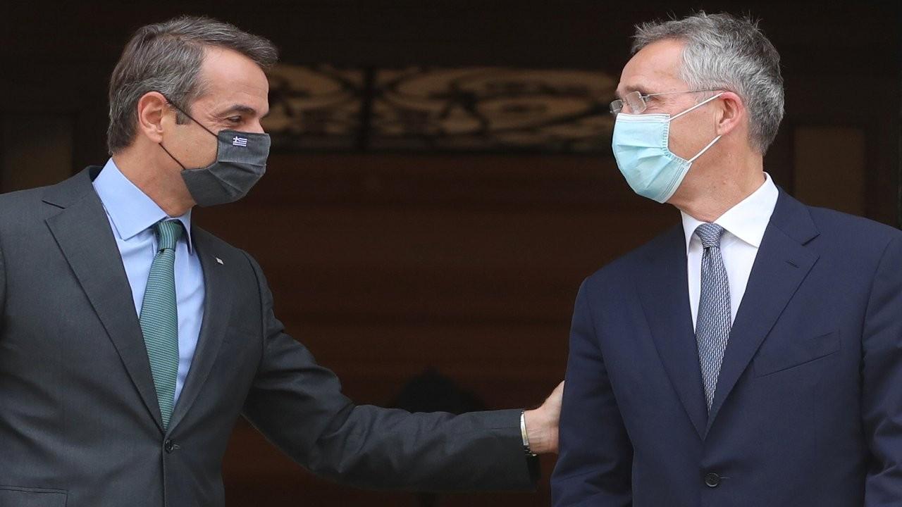 Yunanistan: Doğu Akdeniz NATO'nun da sorunu