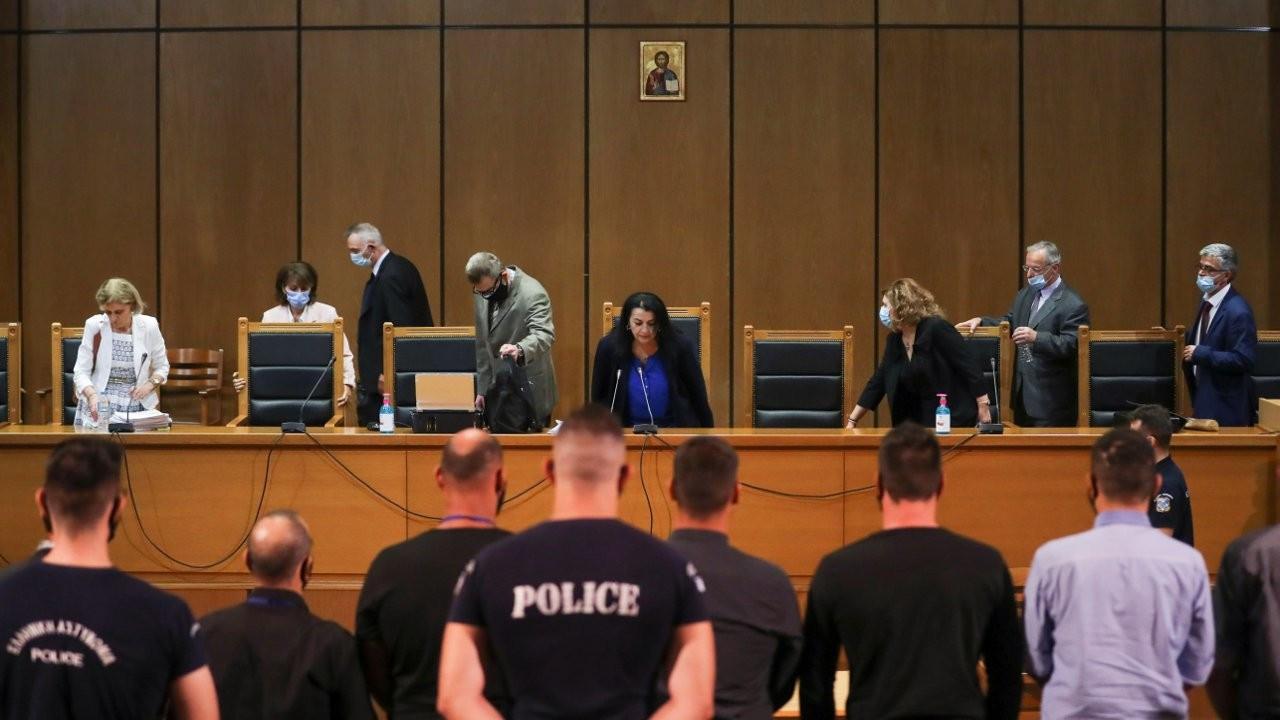 Yunanistan'da Altın Şafak kararı: Parti değil suç örgütü