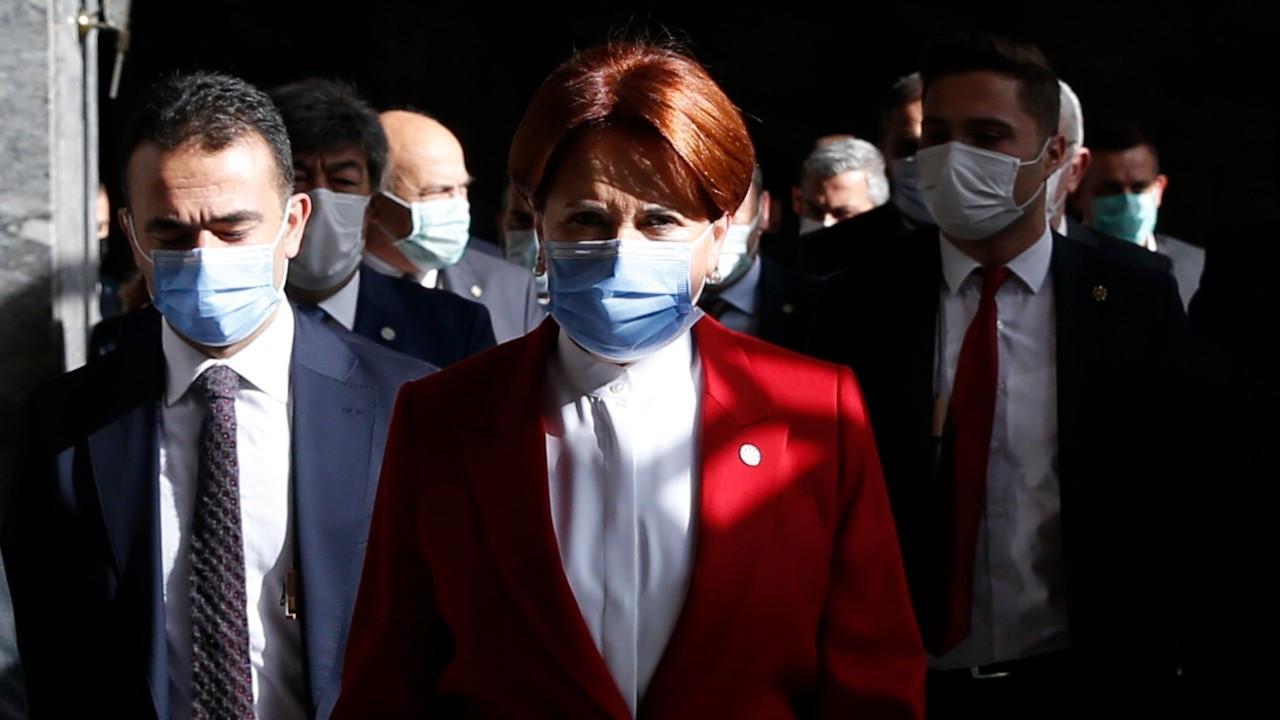 İYİ Parti'de liste krizi: Akşener tepkili vekillerle görüşecek