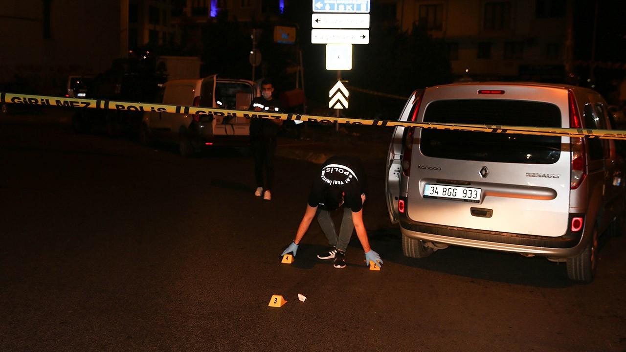 İstanbul'da silahlı saldırı: 1 ölü 1 yaralı