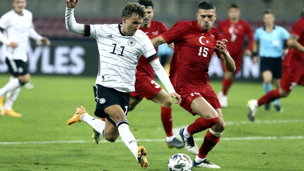 Almanya-Türkiye maçında 6 gol var, kazanan yok