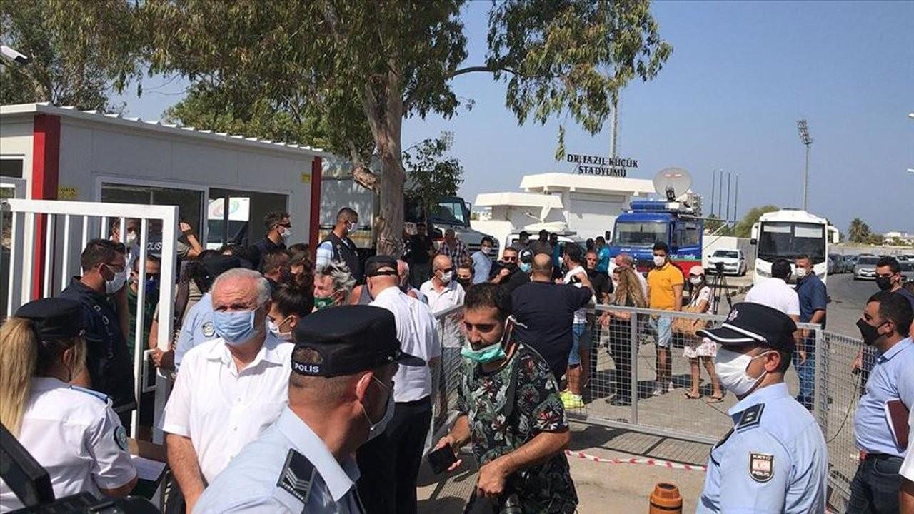 Maraş 46 yıl sonra açıldı, Atina'dan tepki gecikmedi