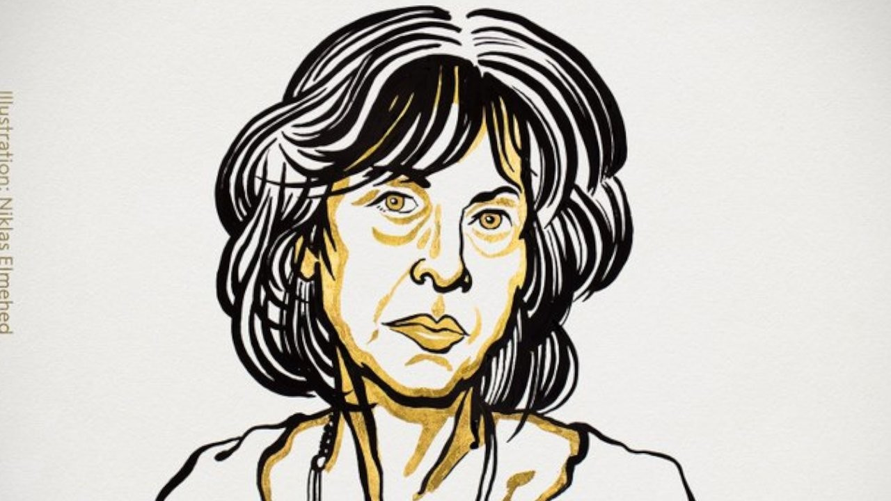 2020 Nobel Edebiyat Ödülü şair Louise Glück'ün