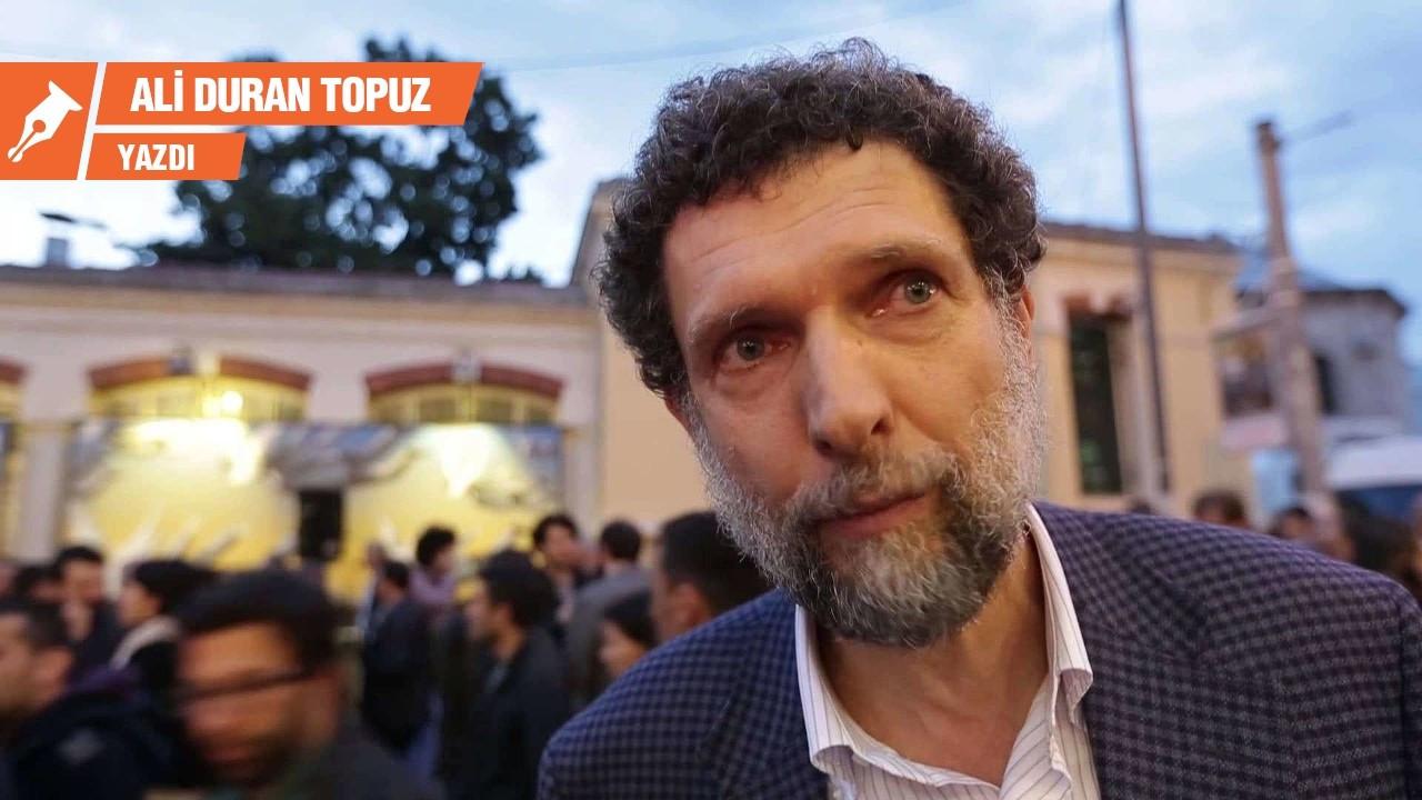 Hukukun değirmen taşı: Kavala iddianamesi