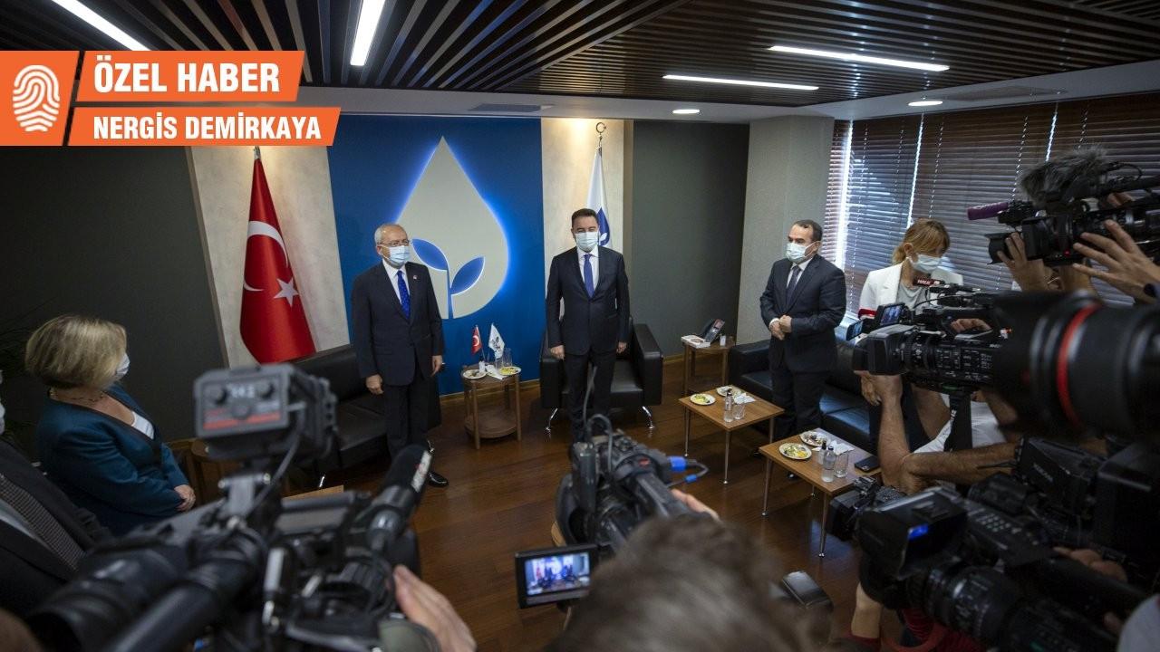 Kılıçdaroğlu-Babacan görüşmesinde ne konuşuldu?