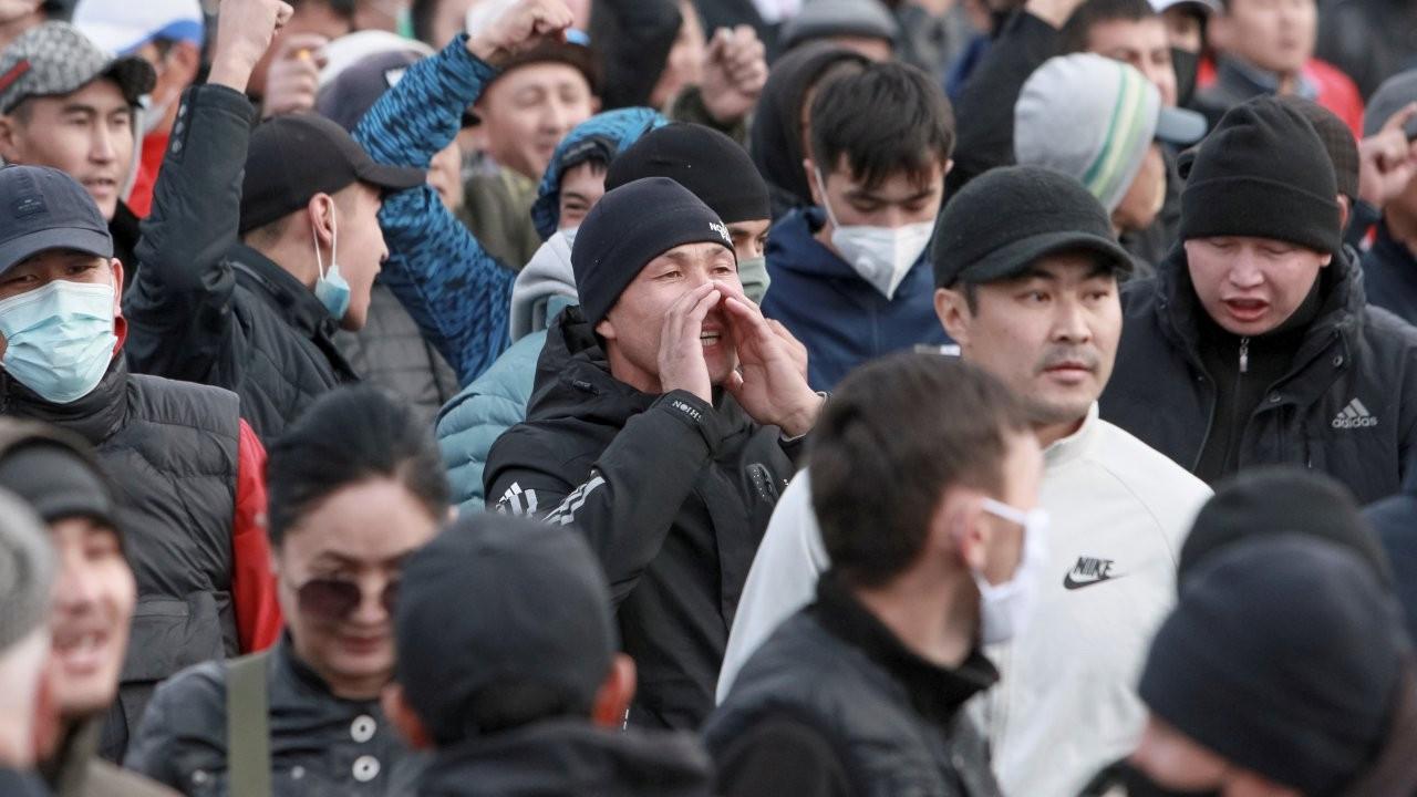Kırgızistan'ın başkentinde olağanüstü hal ilan edildi