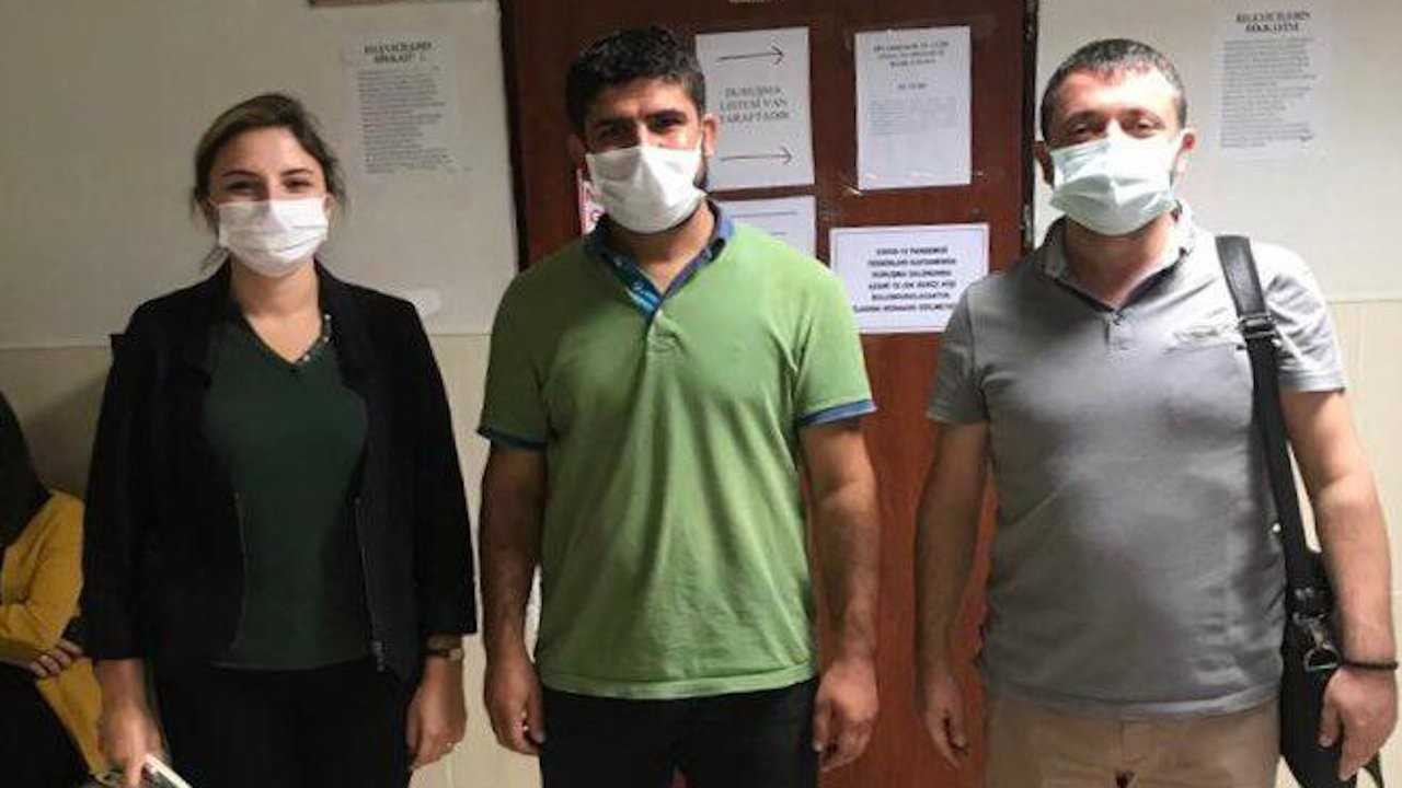 Gazeteci Sertaç Kayar beraat etti