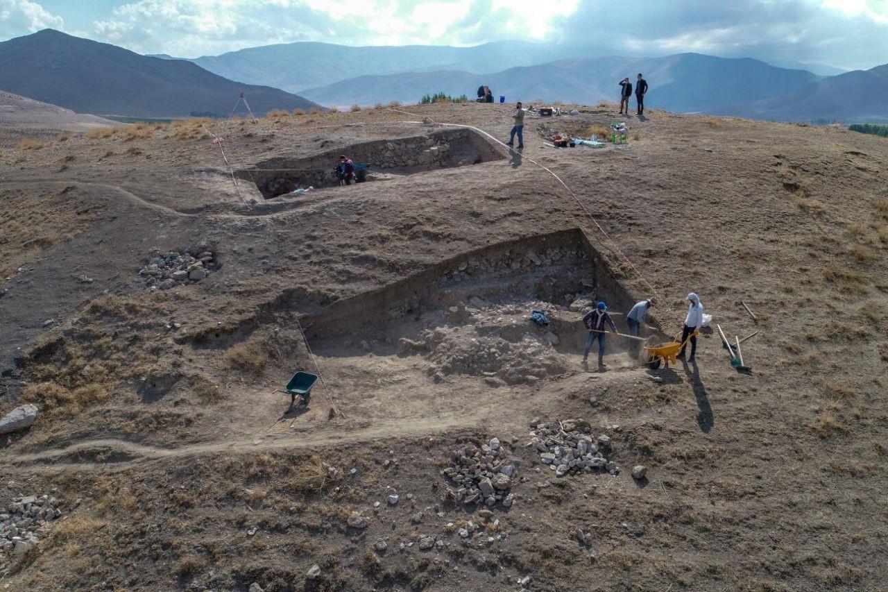 Van'da 5 bin yıl öncesine ait izler bulundu - Sayfa 2