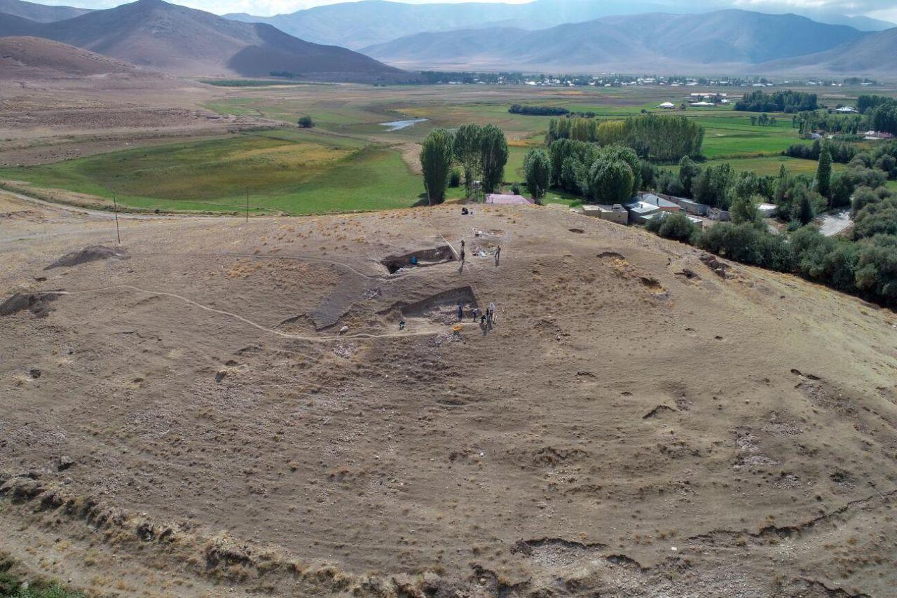 Van'da 5 bin yıl öncesine ait izler bulundu - Sayfa 4