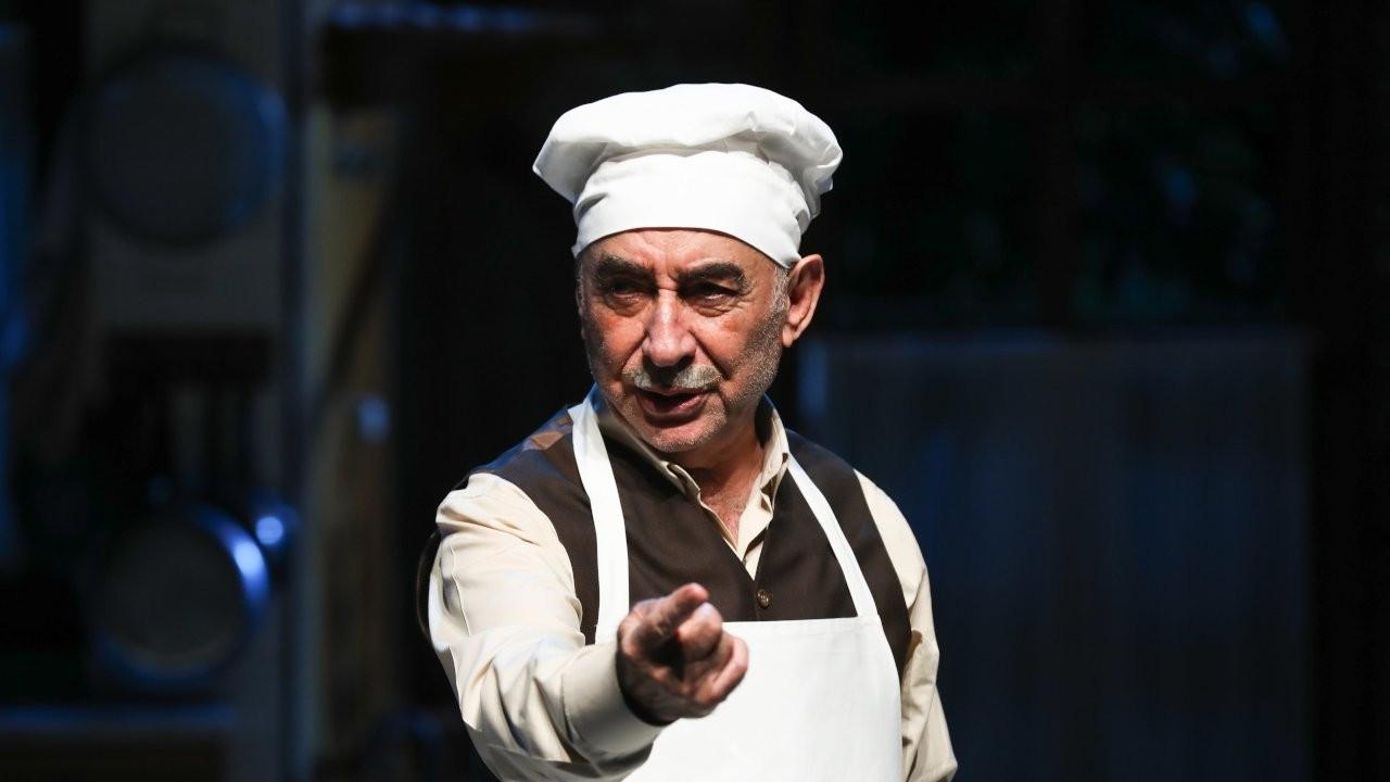 'Zengin Mutfağı' Harbiye Açıkhava Sahnesi'nde