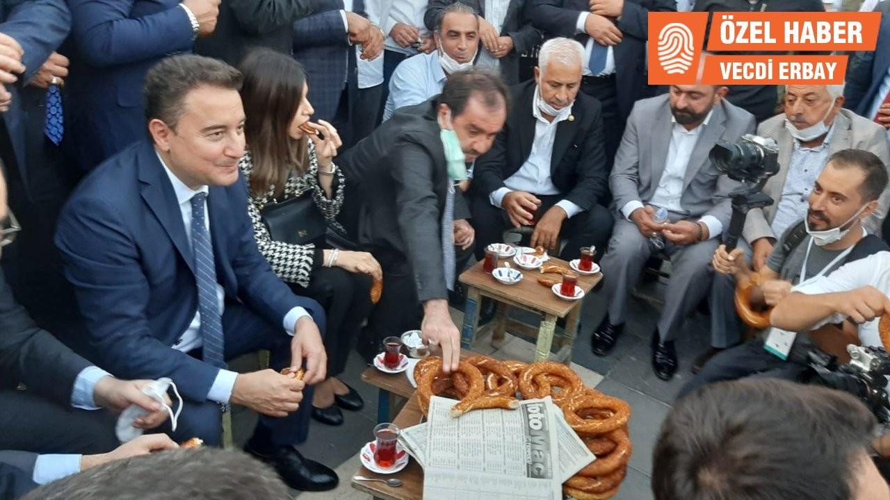 Babacan Diyarbakır'da: O ekonomiyi, Demirtaş siyaseti çözse...