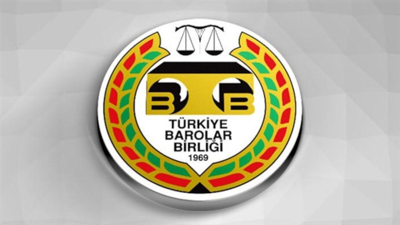 TBB: Baro seçimlerinin ertelenmesi hukuka aykırı