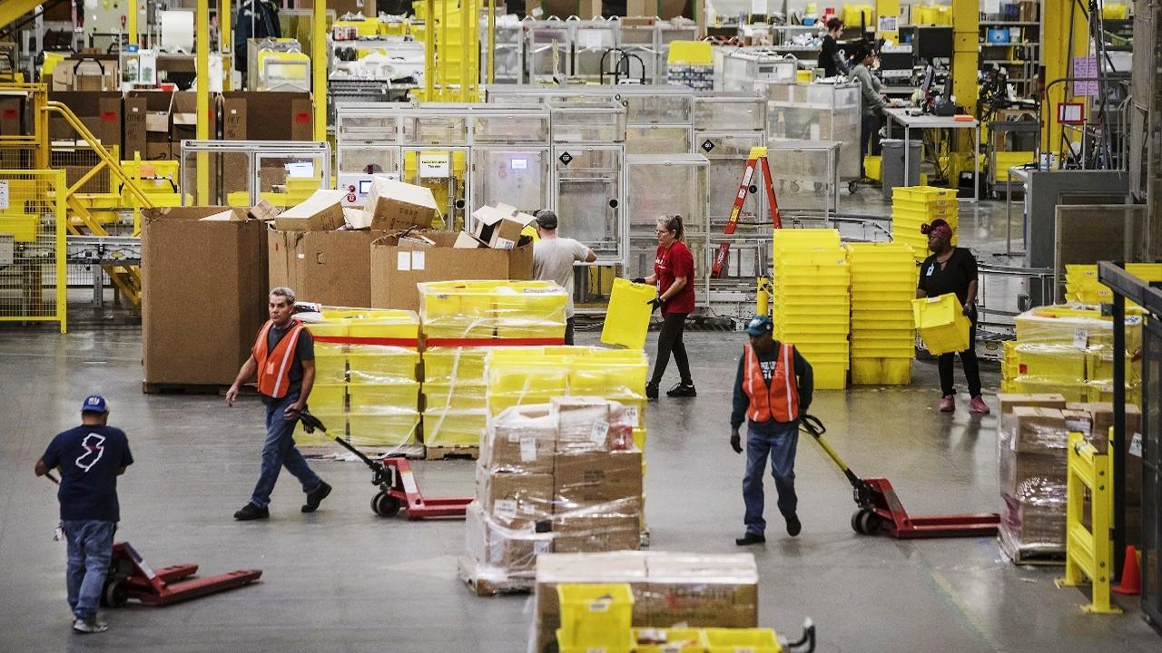 Sendikacılardan AB'ye 'Amazon'u araştırın' başvurusu
