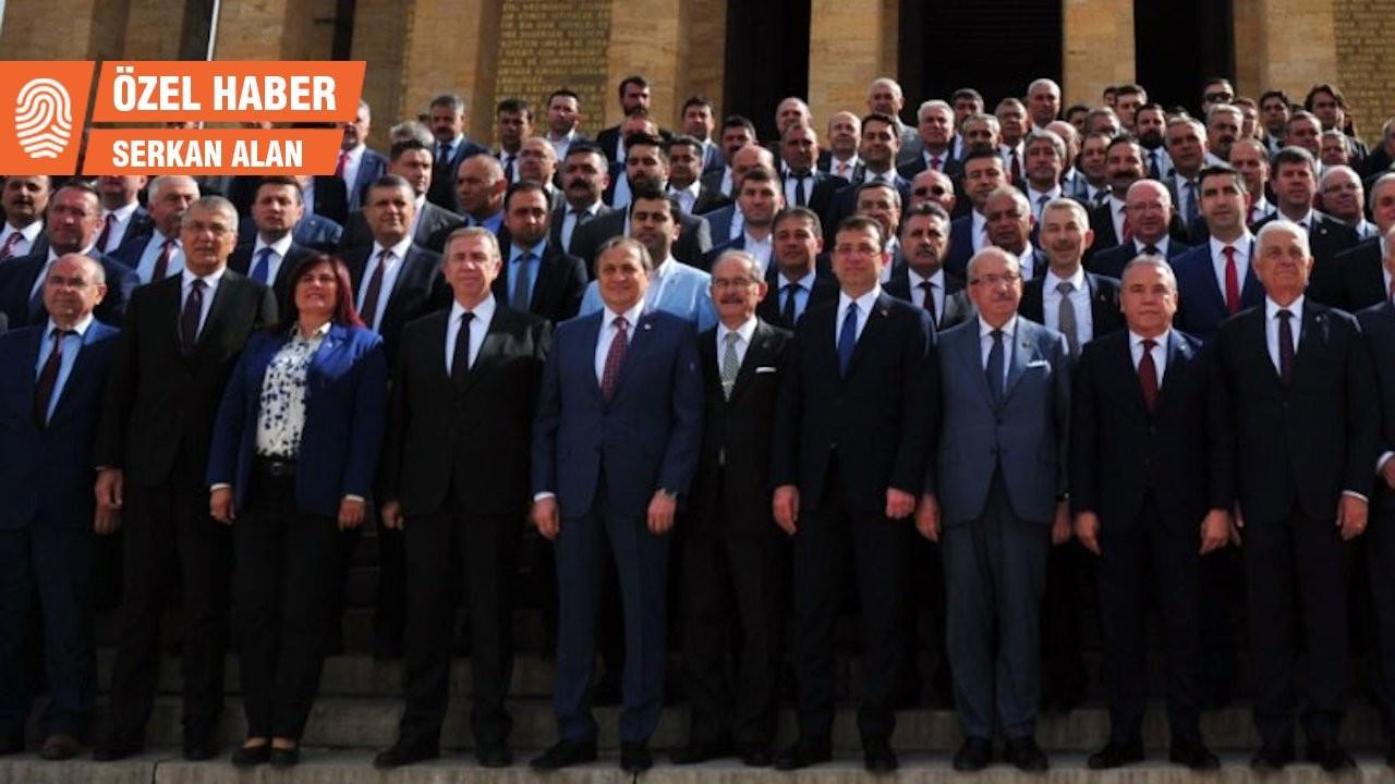 CHP iktidar için yerel yönetimlere yoğunlaştı