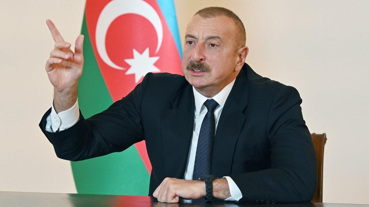 Aliyev: Azerbaycan gereken yanıtı verecektir