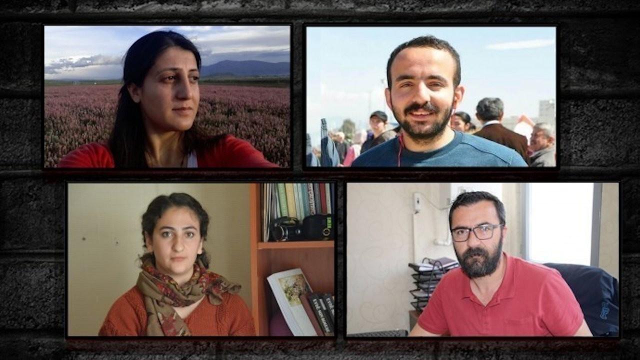 Van Barosu: Tutuklu gazetecilerle ilgili tek bir delil yok