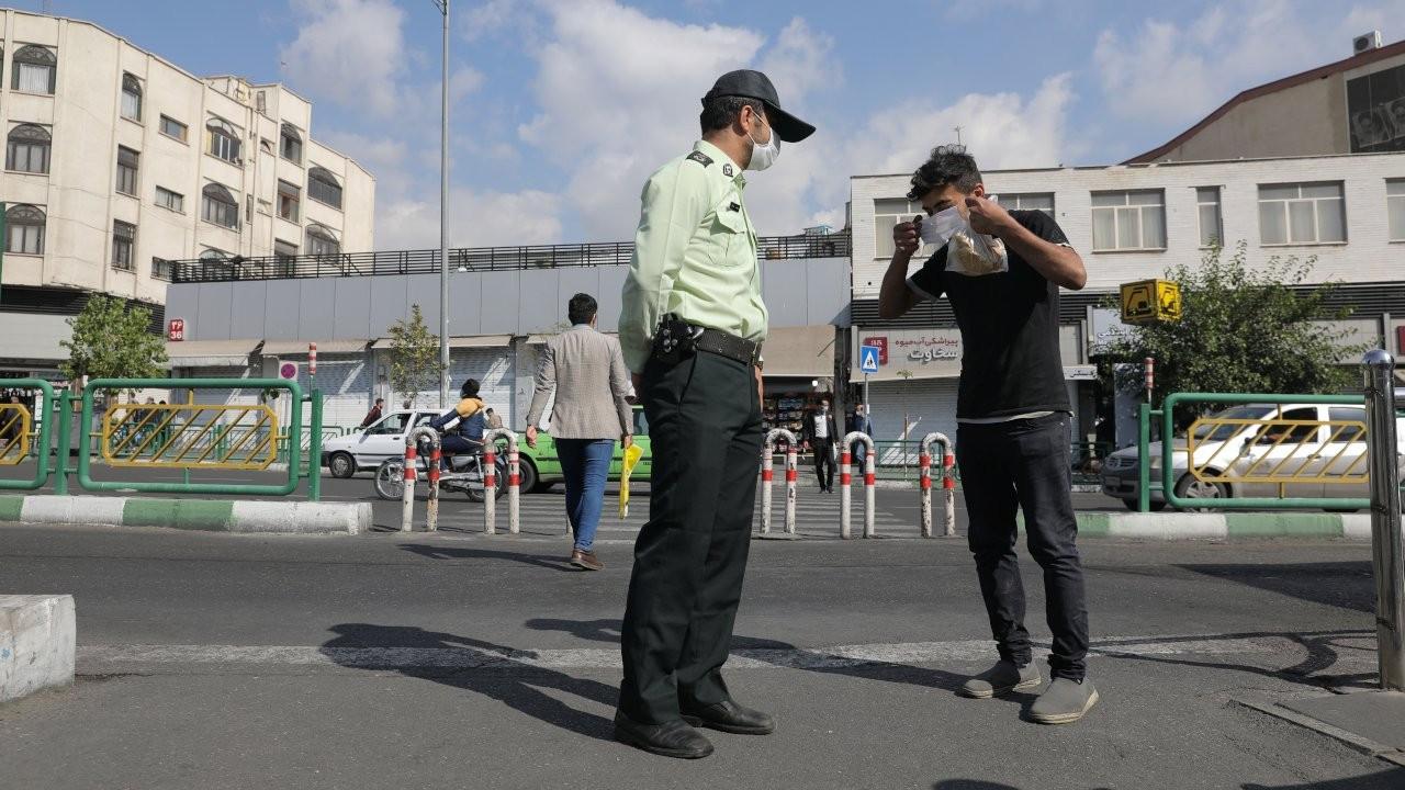 İran'da günlük ölü sayısında rekor