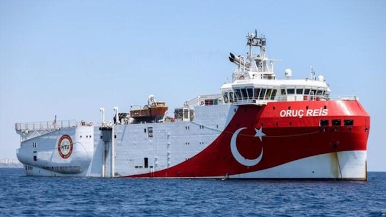 Türkiye'den Oruç Reis için yeni NAVTEX ilanı