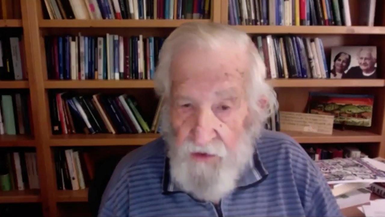 Chomsky'den Kavala çağrısı: Derhal serbest bırakılmalı
