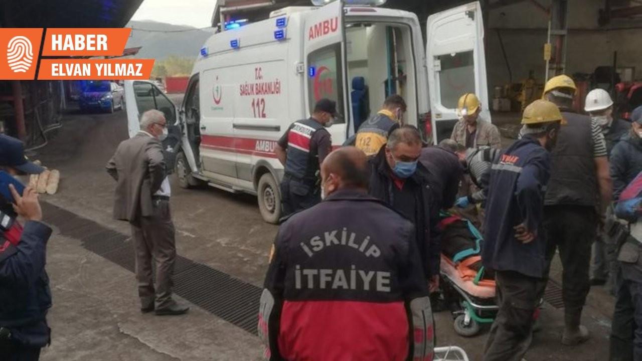 Maden ocağında grizu patlaması: 1 ölü