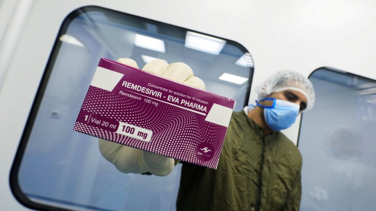 Araştırma: Remdesivir korona hastalarını daha hızlı iyileştiriyor