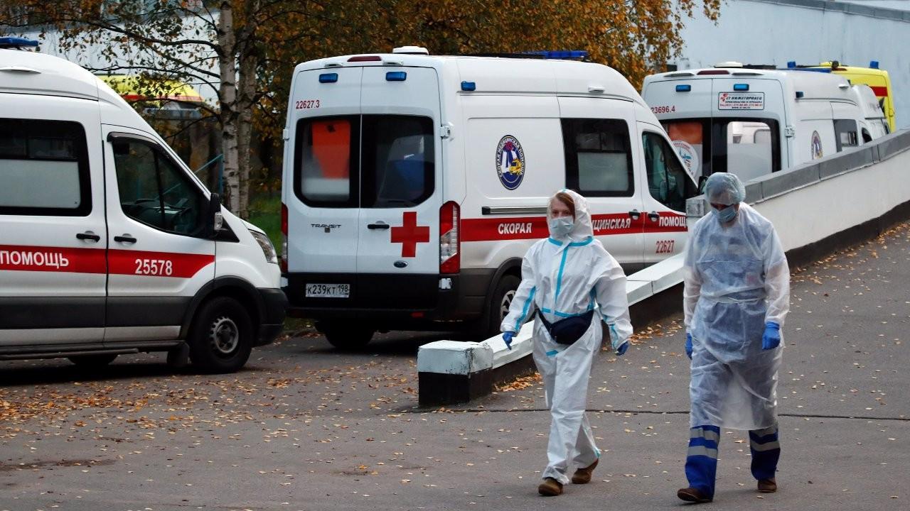 Rusya Sağlık Bakanı Muraşko karantinada