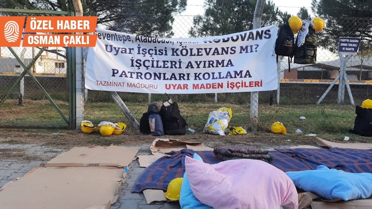 Maden işçileri: Çözüm yoksa Soma'ya dönmeyeceğiz